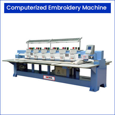 computerized embroidery machine   ludhiana