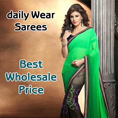 daily wear sarees companies