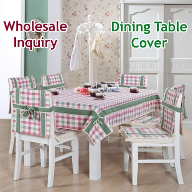 Dining Table Covers Manufacturers Traders Wholesalers Exporters