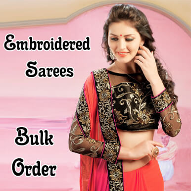 embroidered sarees companies