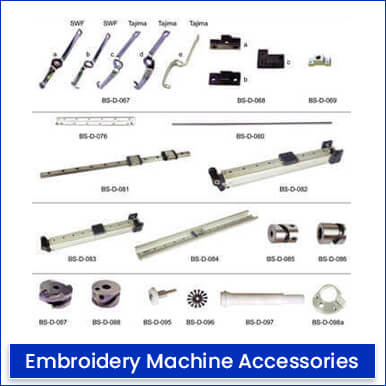 companies  embroidery machine accessories   ludhiana