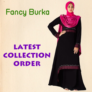 fancy burka