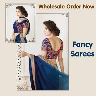 Fancy sarees wholesale companies