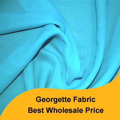 georgette fabric companies
