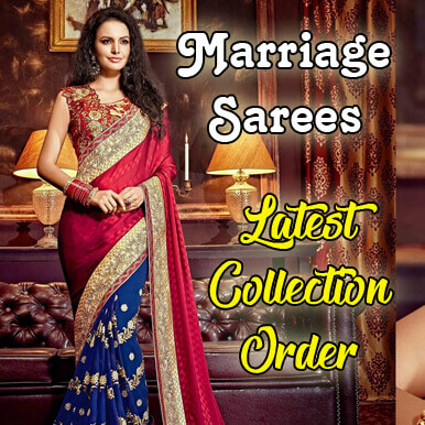 marriage sarees companies