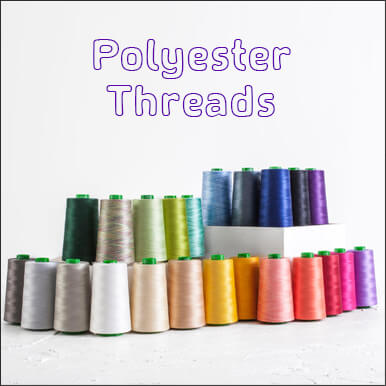 polyester threads companies