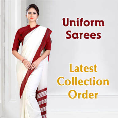 uniform sarees companies
