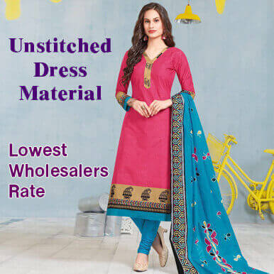 e3b1f3cff4 Wholesale unstitched dress material rate in Surat from trusted ...