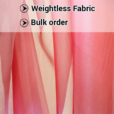 weightless fabric