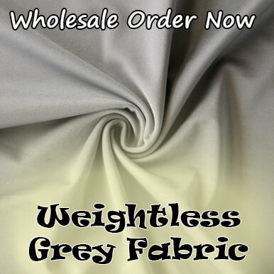 weightless grey fabric companies
