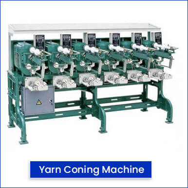 companies  yarn coning machine   delhi