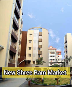 New Shree Ram Market surat