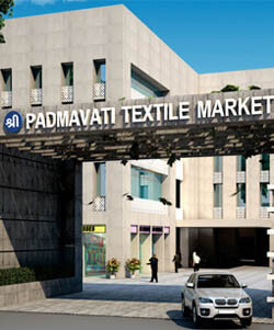 Padmavati Wholesale Market Surat