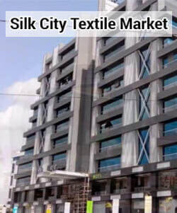 Silk City Textile Market