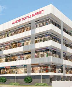 Vankar Textile Market Surat
