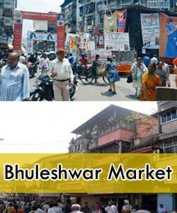 Bhuleshwar Market Mumbai