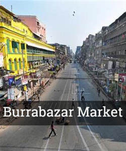 Kolkata Textile Market   Wholesale Fabric business industry list in