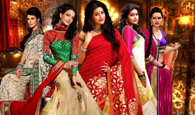 Saree Manufacturer Suppliers Amp Wholesalers Business In India