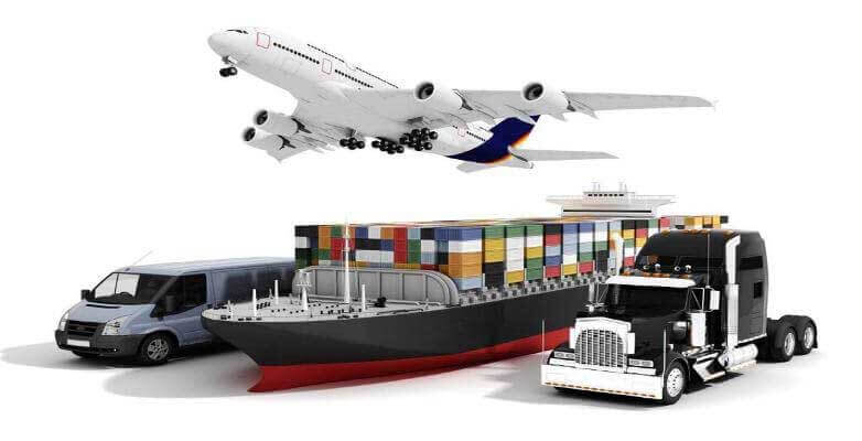 Transportation service provider companies in India