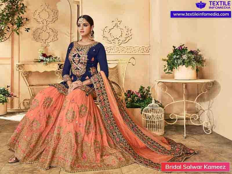 2cd26b9851 Bridal Salwar Kameez Manufacturers, suppliers & Exporters in Chennai, Tamil  Nadu, India