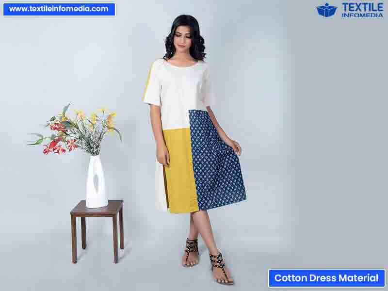 Cotton Dress Material Manufacturer Suppliers Wholesalers