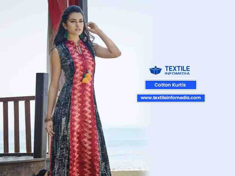 Cotton Kurtis Manufacturers Amp Suppliers Latest Cotton Kurtis