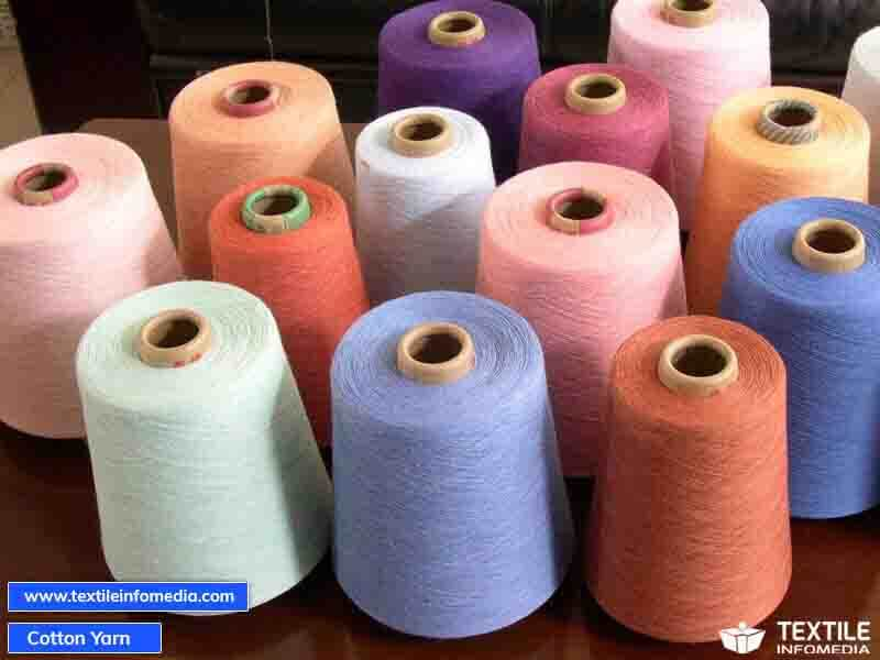 Cotton yarn Manufacturers, Wholesaler & exporters - Embroidery