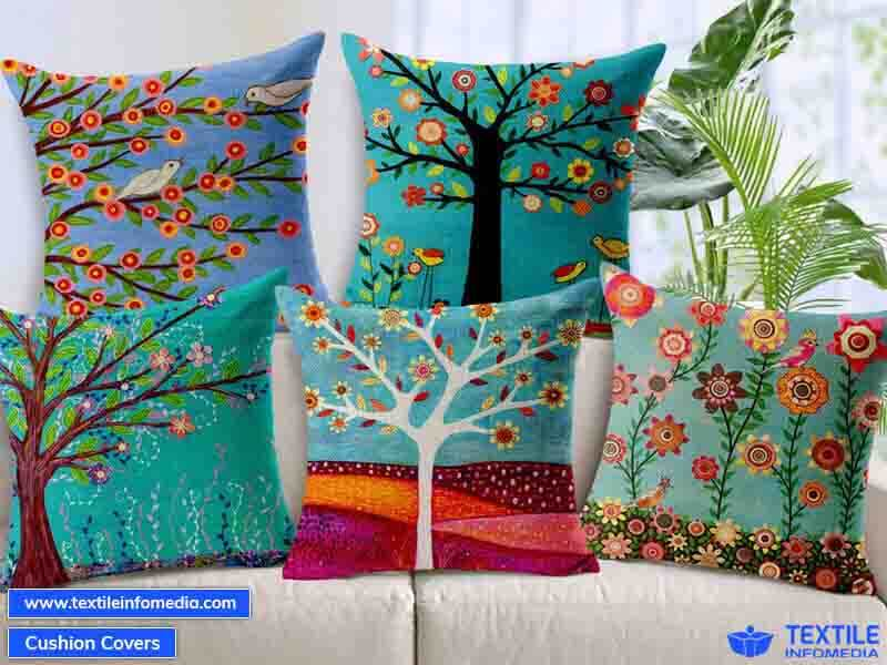 Cushion Covers Manufacturers Suppliers