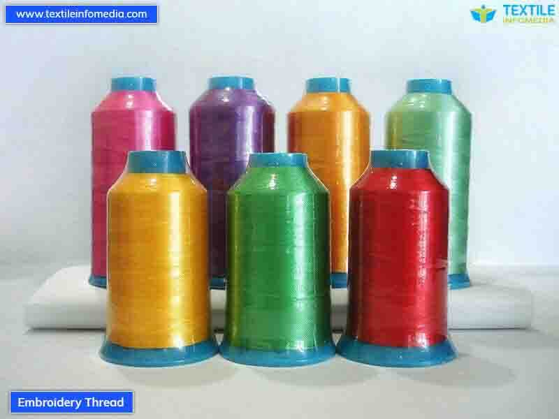 Embroidery Rayon Thread Manufacturers Suppliers