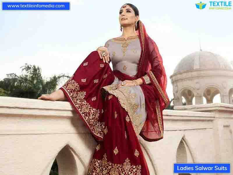 9681e8c4b8 Ladies Salwar Suits Manufacturers & suppliers