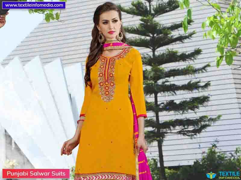 punjabi salwar suits   mumbai