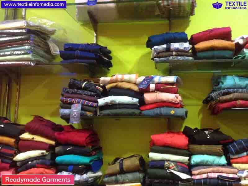 Readymade Garments manufacturers, suppliers, wholesalers in