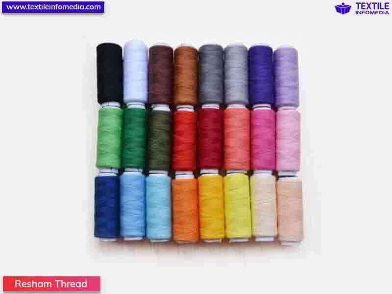 Resham Thread Manufacturers Suppliers Amp Retailers In