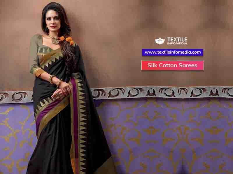 Silk Cotton Sarees Manufacturers Distributors