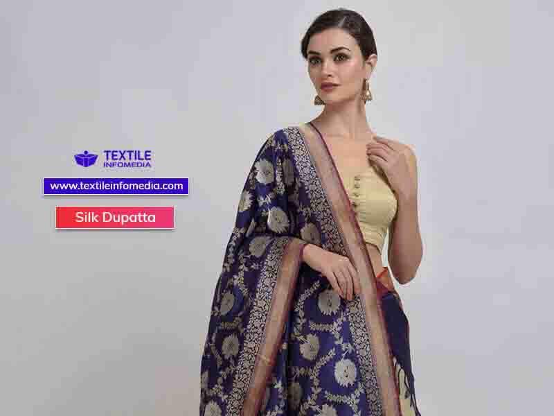 Silk Dupatta Manufacturers Amp Wholesalers