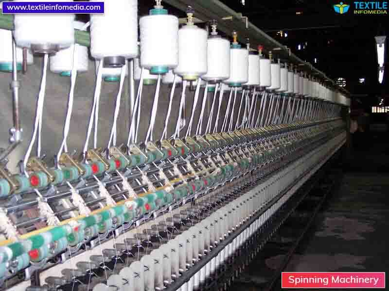 Spinning Machinery Manufacturers Supplier Amp Traders