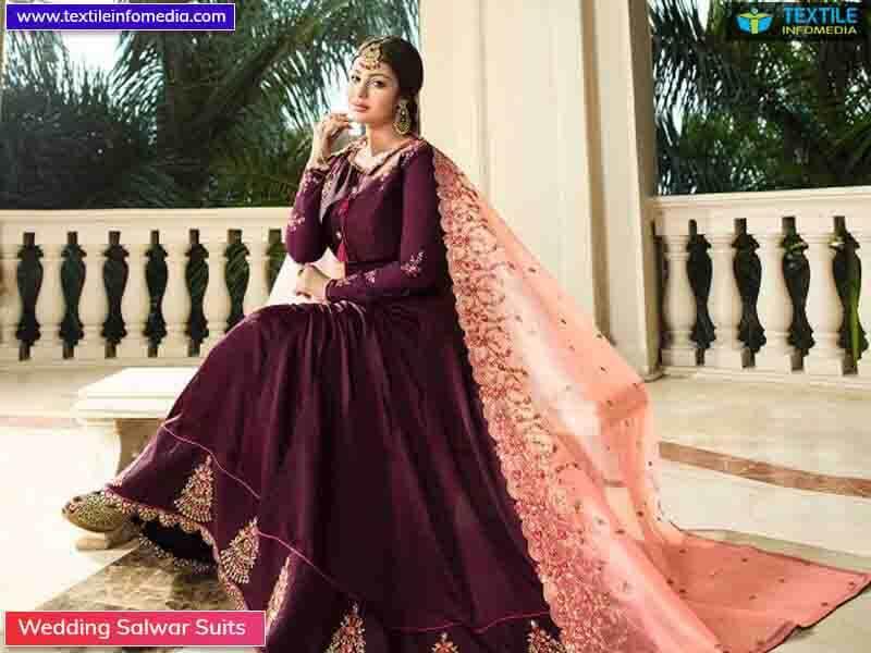 Wedding Salwar Suits Manufacturer Amp Wholesaler In Mumbai