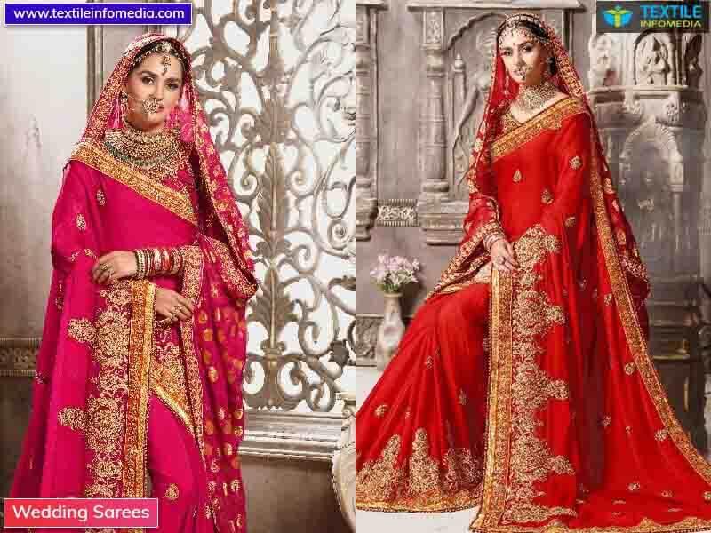 Wedding Sarees Manufacturers Wholesaler Exporters