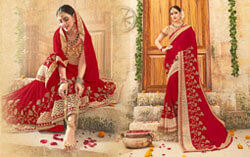 marriage sarees