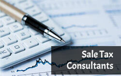 sale tax consultants