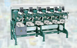 yarn coning machine