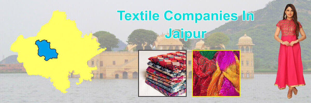 Top Textile Companies in Jaipur Banner