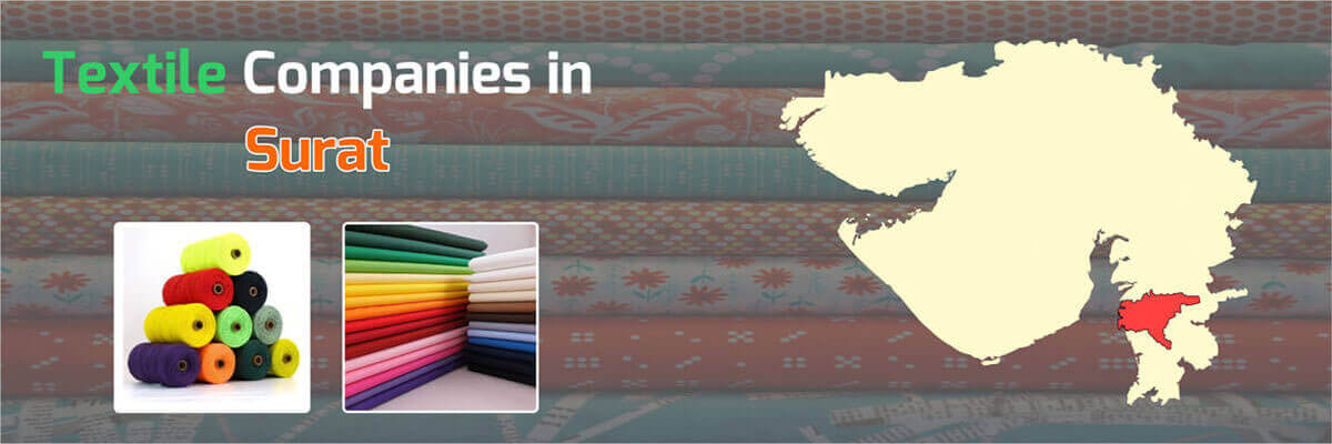 Textile companies in surat Banner