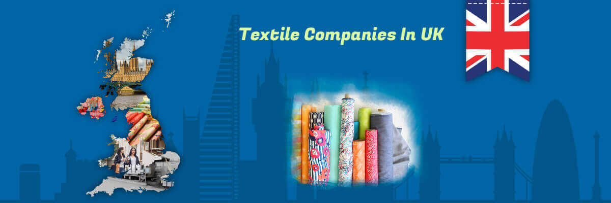 Top textile companies in Uk