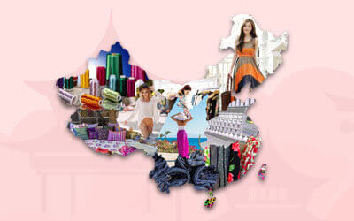 Top textile companies in China