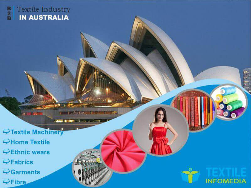textile industries in australia