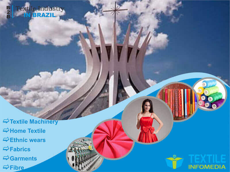 textile industries in brazil