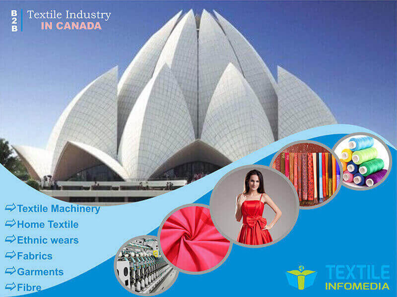 textile industries in canada