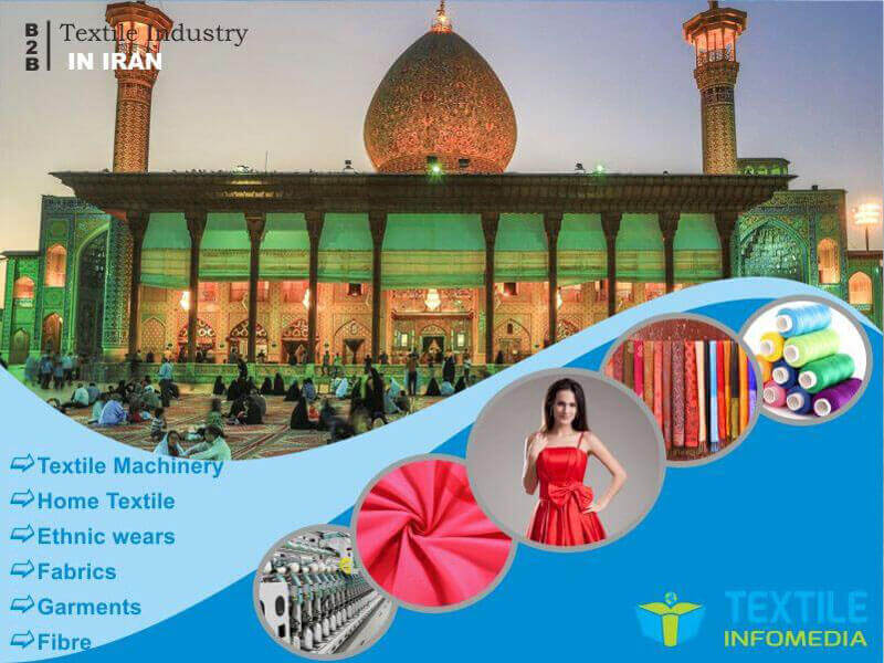 textile industries in iran