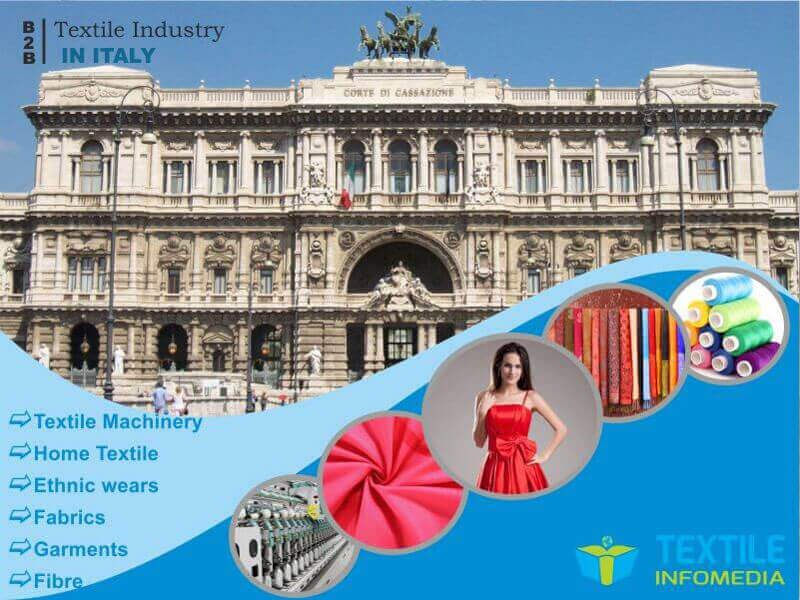 textile industries in italy